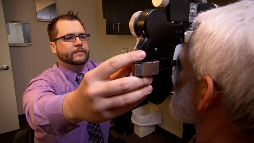 Whylie Eye Exam
