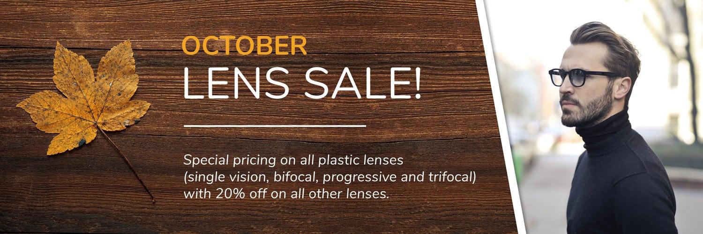 Lens Sale
